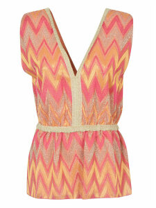 M Missoni V-neck Top