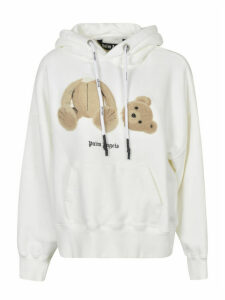 Palm Angels Bear Oversized Hoodie