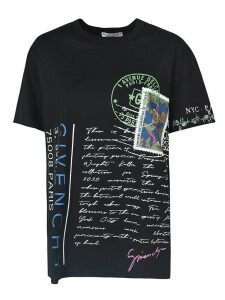 Givenchy Letter Print T-shirt
