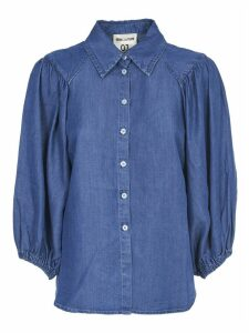 SEMICOUTURE Denim Shirt