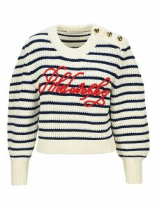 Philosophy Striped Sweater