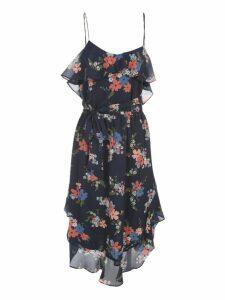 MICHAEL Michael Kors Blmg Bqt Flounce Dress