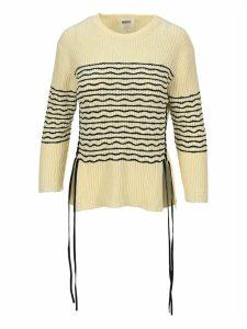 Chloe Sweater Side Split