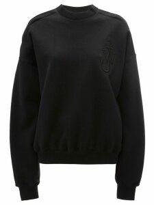 J.W. Anderson Oversized Cold Shoulder Sweatshirt