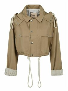 Plan C Gabardina Jacket