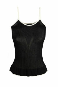 Elisabetta Franchi knitted top