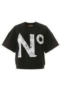 N.21 Logo Tape Sweatshirt