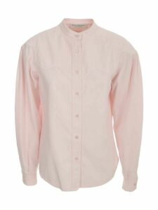 Philosophy di Lorenzo Serafini Shirt L/s Crew Neck W/rounded Bottom