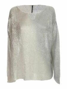 PierAntonioGaspari Long Laminated Sweater L/s