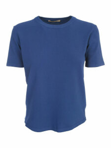 Nuur Viscose T-shirt S/s Crew Neck