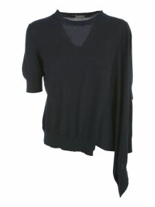 Mrz Paricollo S/s Oversized Sweater