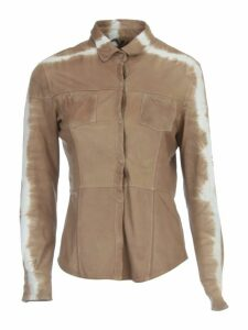 Giorgio Brato Leather Shirt