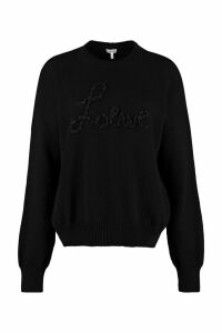 Loewe Cotton Crew-neck Sweater