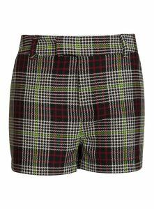 Plan C Tartan Shorts
