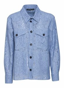 Department Five Lace Shirt