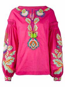 Yuliya Magdych Edentree Huge blouse - PINK