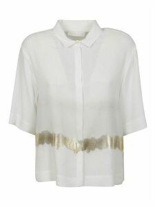 Fabiana Filippi Metallic Applique Shirt