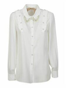 N.21 Embellished Shirt