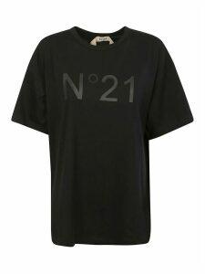 N.21 Oversized Logo Print T-shirt
