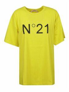 N.21 Oversize Logo Print T-shirt