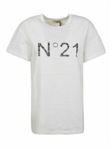 N.21 Chest Logo Print T-shirt