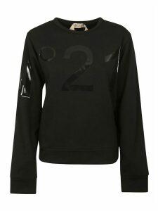 N.21 Tape Logo Sweatshirt