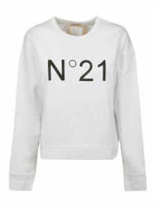 N.21 Logo Printed Sweatshirt