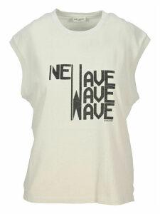 Saint Laurent Short Sleeve T-Shirt