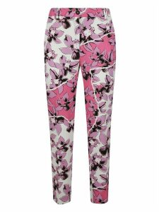 Iceberg Floral Printed Trousers