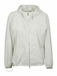 Fabiana Filippi Drawstring Hem Raincoat