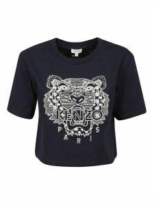 Kenzo Cropped Boxy T-shirt
