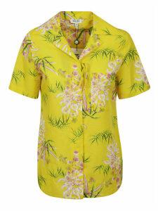Kenzo Hawaiian Knot Detail Shirt