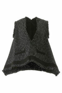 Sacai Tweed Top