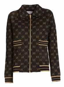 Gucci Gg Black Track Top