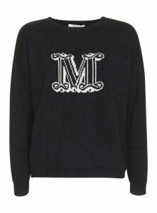 Max Mara M Cashmere Sweater In Blue