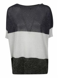 Fay Color Block Top