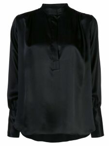 Nili Lotan structured blouse - Black