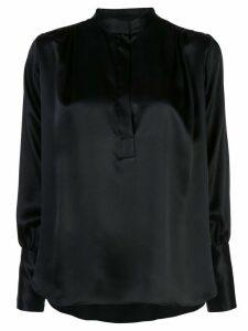 Nili Lotan structured blouse - Black