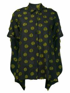 Henrik Vibskov Wind-In blouse - Black