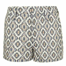Prada Brocade Shorts