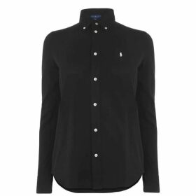 Polo Ralph Lauren Polo LS Heidi Shirt Ld02