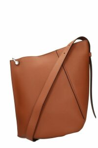 Lanvin Shoulder Bag In Leather Color Leather
