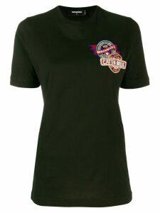 Dsquared2 chest patch T-shirt - Black