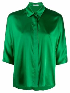 Styland buttoned-up blouse - Green