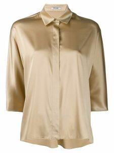 Styland fluid shirt - NEUTRALS
