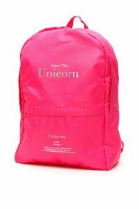 IRENEISGOOD save The Unicorn Backpack