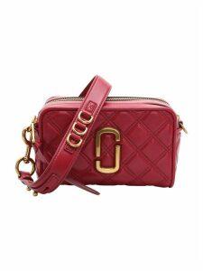 Marc Jacobs Double J Leather Shoulder Bag