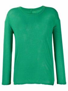 Zucca longsleeved T-shirt - Green