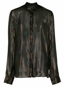 RtA Blythe shirt - Black
