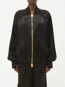 Raey - Half-sleeve Cotton-jersey T-shirt - Womens - Burgundy